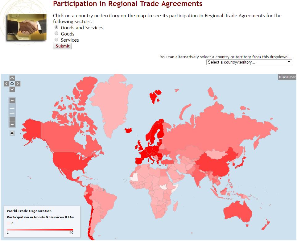 世界のFTA/EPA協定文を検索